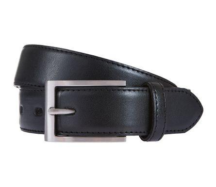LLOYD Men's Belts Gürtel Herrengürtel Ledergürtel Schwarz 175 – Bild 1