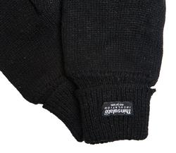 Art Shaper Herrenhandschuhe Wolle Handschuhe aus dem Hause LLOYD Schwarz 2177 2