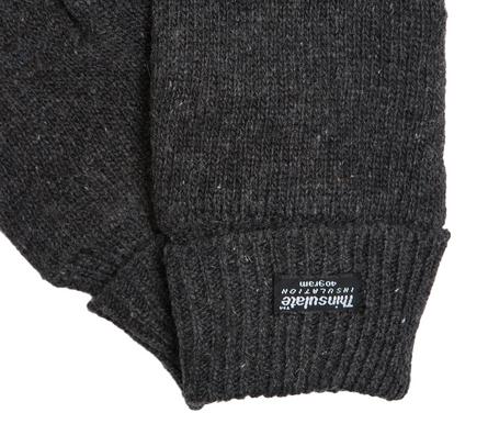 Art Shaper Herrenhandschuhe Wolle Handschuhe aus dem Hause LLOYD Grau 2178 – Bild 2