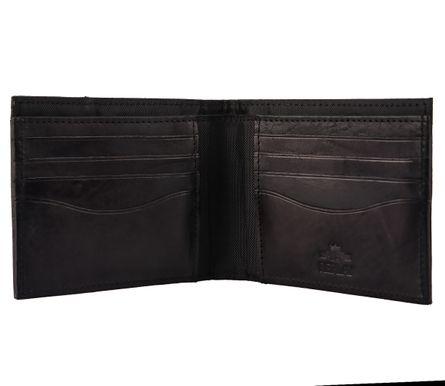REPLAY Geldbeutel Portemonnaie Geldbörse Nylon/Leder Schwarz 2386 – Bild 2