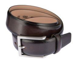 LLOYD Men's Belts Gürtel Herrengürtel Ledergürtel Braun 2601 2