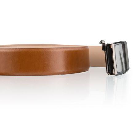 LLOYD Men's Belts Gürtel Herrengürtel Ledergürtel Cognac 3155 – Bild 3