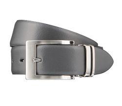 LLOYD Men's Belts Gürtel Herrengürtel Ledergürtel Grau 3303