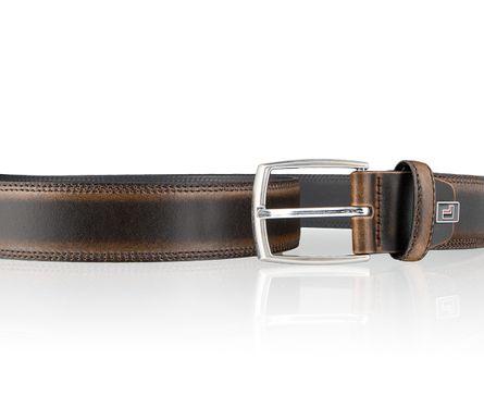 LLOYD Men's Belts Gürtel Herrengürtel Ledergürtel Herrenledergürtel Braun 3314 3