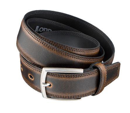 LLOYD Men's Belts Gürtel Herrengürtel Ledergürtel Herrenledergürtel Braun 3314 2