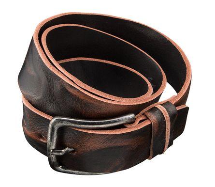 LLOYD Men's Belts Gürtel Herrengürtel Ledergürtel Herrenledergürtel Brandy 3417 – Bild 2