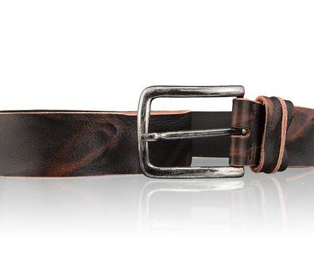 LLOYD Men's Belts Gürtel Herrengürtel Ledergürtel Herrenledergürtel Brandy 3417 – Bild 3