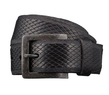 LLOYD Men's Belts Gürtel Herrengürtel Ledergürtel Herrenledergürtel Schwarz 3422 1