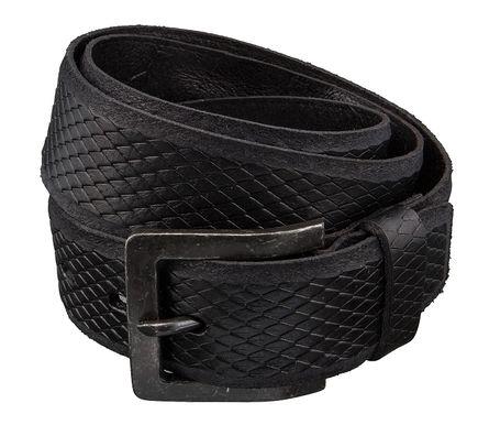 LLOYD Men's Belts Gürtel Herrengürtel Ledergürtel Herrenledergürtel Schwarz 3422 2