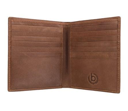 bugatti Volo wallet Geldbörse Portemonnaie Etui Kartenetui Cognac 3592 – Bild 2
