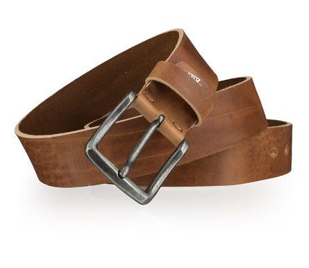 LLOYD Men's Belts Gürtel Herrengürtel Ledergürtel Beige 4026 – Bild 4