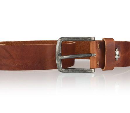 LLOYD Men's Belts Gürtel Herrengürtel Ledergürtel Brandy 4027 – Bild 3