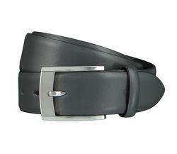 LLOYD Men's Belts Gürtel Herrengürtel Ledergürtel Grau 4040 1