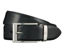LLOYD Men's Belts Gürtel Herrengürtel Ledergürtel Schwarz 4544 1