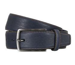LLOYD Men's Belts Gürtel Herrengürtel Ledergürtel Blau 4751