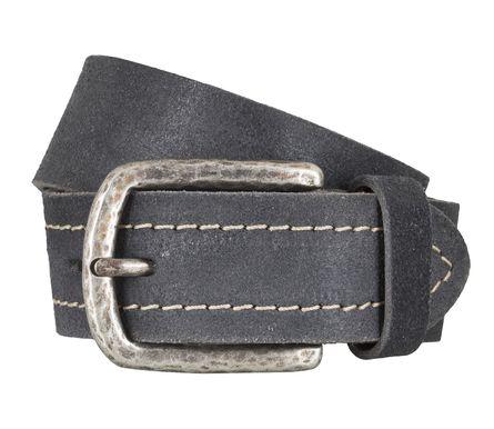 LLOYD Men's Belts Gürtel Herrengürtel Ledergürtel Blau 4759 1