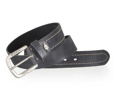 LLOYD Men's Belts Gürtel Herrengürtel Ledergürtel Blau 4759 4