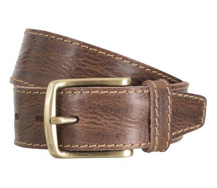 LLOYD Men's Belts Gürtel Herrengürtel Ledergürtel Braun 4761 – Bild 1