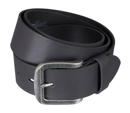 LLOYD Men's Belts Gürtel Herrengürtel Ledergürtel Schwarz 5045 2