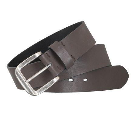 LLOYD Men's Belts Gürtel Herrengürtel Ledergürtel Braun 5046 – Bild 4