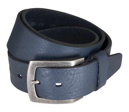 LLOYD Men's Belts Gürtel Herrengürtel Ledergürtel Vollrindleder Blau 5154 2