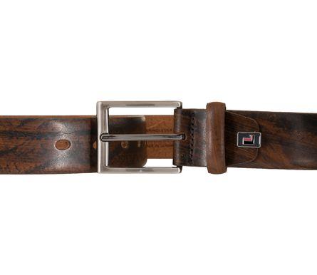 LLOYD Men's Belts Gürtel Herrengürtel Ledergürtel Vollrindleder Cognac 5358 3
