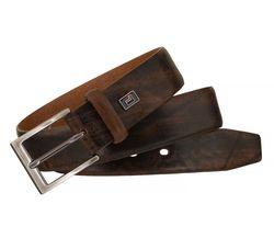 LLOYD Men's Belts Gürtel Herrengürtel Ledergürtel Vollrindleder Cognac 5358 4