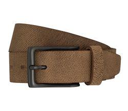 LLOYD Men's Belts Gürtel Herrengürtel Büffelleder Beige 5852