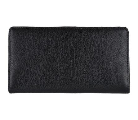 FOSSIL Damen Geldbeutel Portemonnaie Geldbörse mit RFID-Chip Schutz Schwarz 5879 – Bild 2