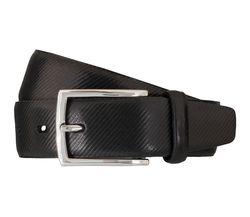 LLOYD Men's Belts Gürtel Herrengürtel Vollrindleder Schwarz 5962 1