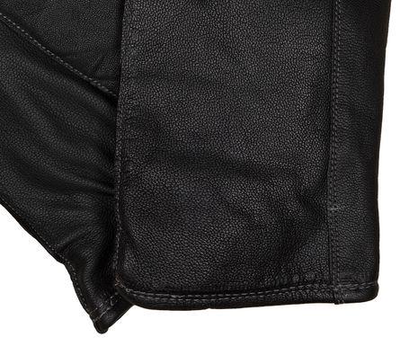 LLOYD Herrenhandschuhe Handschuhe Ziegennappaleder Schwarz 6445 – Bild 2