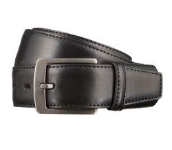 LLOYD Men's Belts Gürtel Herrengürtel Ledergürtel Schwarz 6588 1
