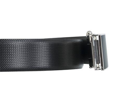 LLOYD Men's Belts Gürtel Herrengürtel Ledergürtel Automatikschließe Schwarz 6589 3