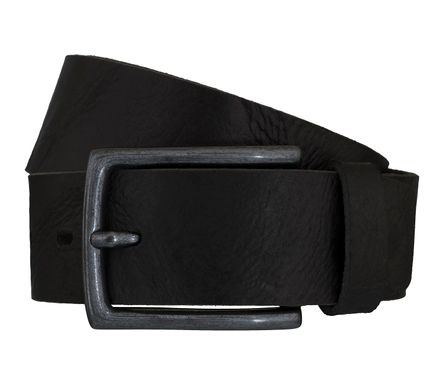 LLOYD Men's Belts Gürtel Herrengürtel Ledergürtel Schwarz 6609 1