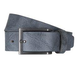 LLOYD Men's Belts Gürtel Herrengürtel Ledergürtel Büffelleder Blau 6611