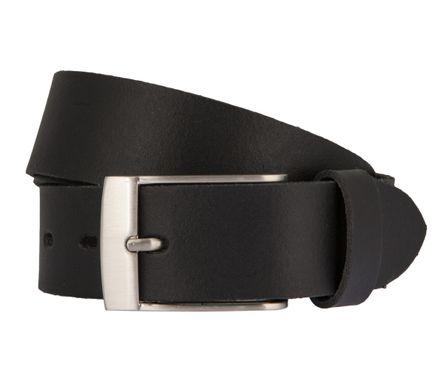 LLOYD Men's Belts Gürtel Herrengürtel Ledergürtel Schwarz 6615 1