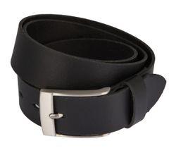LLOYD Men's Belts Gürtel Herrengürtel Ledergürtel Schwarz 6615 2