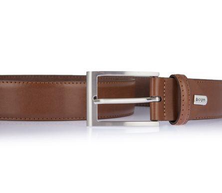 LLOYD Men's Belts Gürtel Herrengürtel Ledergürtel Cognac 6618 3