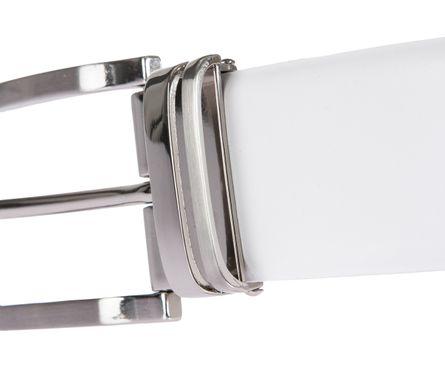 LLOYD Men's Belts Gürtel Leder Herrengürtel Ledergürtel Weiß 6680 – Bild 3