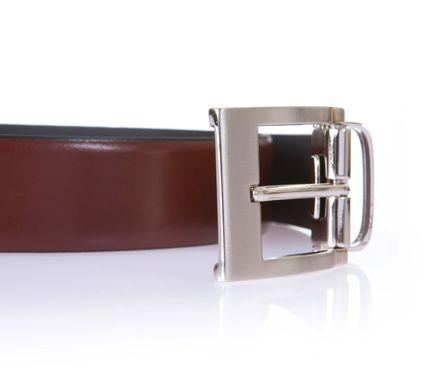 LLOYD Men's Belts Gürtel Herrengürtel Ledergürtel Braun/Brandy 6833 2