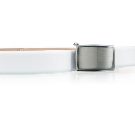 LLOYD Men's Belts Gürtel Herrengürtel Ledergürtel Weiß 6853 – Bild 3