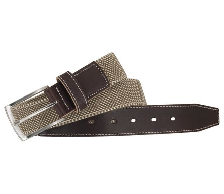 LLOYD Men's Belts Gürtel Herrengürtel Stretchgürtel Beige 6902 4