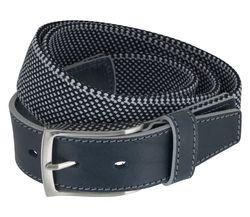 LLOYD Men's Belts Gürtel Herrengürtel Stretchgürtel Marine/Blau 6903 2