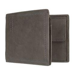 Strellson Norton Billford h7 Herren Geldbeutel Geldbörse Portemonnaie Grau 7331