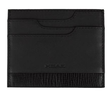 HEAD Herren Etui Kartenetui Ausweisetui Kreditkartenetui mit RFID-Chip Schutz Schwarz 7444 – Bild 3