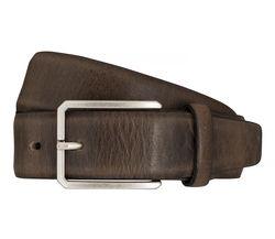 LLOYD Men's Belts Gürtel Herrengürtel Vollrindleder Schlamm 7580