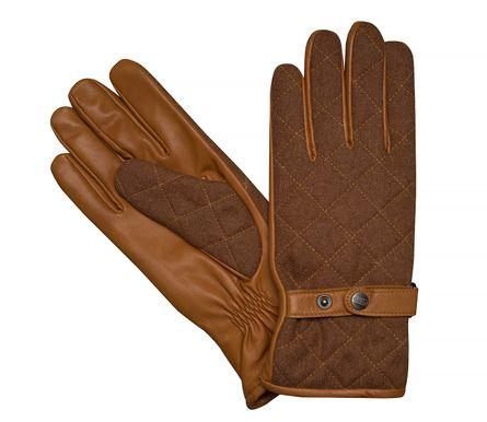 LLOYD Herrenhandschuhe Handschuhe Wollfilz/Schafleder Cognac 7623 – Bild 1