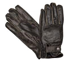 LLOYD Herrenhandschuhe Handschuhe Rindsleder, vintage Schlamm/Grau 7624 1