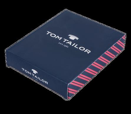 TOM TAILOR Herren Geldbeutel Portemonnaie Geldbörse mit RFID-Schutz Braun 7672 – Bild 5