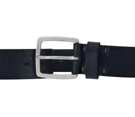 LLOYD Men's Belts Gürtel Herrengürtel Ledergürtel Herrenledergürtel Blau 7769 – Bild 3